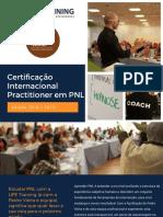 Brochura PNL LIFE Training