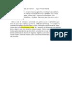 Ciclo do Carbono e Aquecimento Global.docx