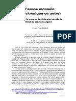 Ortlieb, Fausse monnaie (électronique ou autre), 2014.pdf