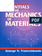 Essentials of the Mechanics of Materials by George N. Frantziskonis.pdf