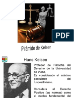 Leg.Educativa Clase VII Pirámide de Kelsen
