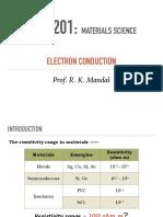 MO 201 ElectronConduction Rkm2019