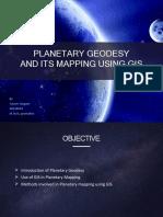 planetary geodesy