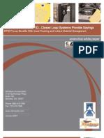 Executive White Paper - IW RFID ROI