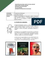 07 EL ABSURDO EN LA LITERATURA- 4°medio 22 sep