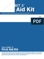 COBIT 5 First Aid Kit