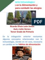 PROYECTO INMUNOLOGIA CAMBIOS ALIMENTICIOS.pptx