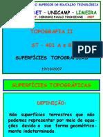 CURVAS DE NÍVEL topo II.ppt