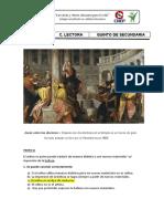S5 -5TO - EL TEMA CENTRAL- EJERCICIOS