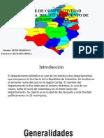 TURISMO DEL DEPARTAMENTO DE ATLANTICO