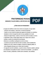 SEMINARIO TALLER-RETROSPECCION 2