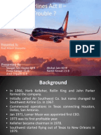 southwest airline case study    Southwest Airlines