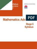 mathematics-advanced-stage-6-syllabus-2017