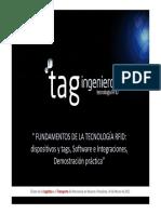 fundamentos RFID Presentacion