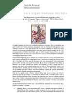 Manuel Abranches de Soveral - Ensaio sobre a origem medieval dos Boto