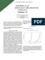 Informe 01- Ernesto Ortiz - Yamileth Fernandez