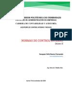 DEBER 2 - ENSAYO. C. INTERNO DE LA CONTRALORÍA.docx