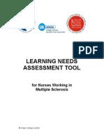 ms education assessment