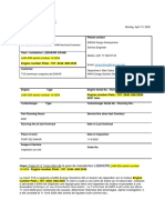 Inspection   Report LHM 550 serial number 141254  (Enregistré automatiquement)