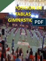 revista de composicion de tabla gimnastica