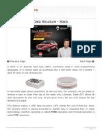 Data Structures & Algorithms Stack.pdf