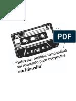 análisis tendencias del mercado para proyectos multimedia SENA