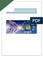 TEMA 5 RELACIONES RESPONSABLE - ENCARGADO. EL DELEGADO DE PROTECCIÓN DE DATOS POLICIA 2020