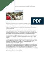 Gobierno y organizaciones alistan posesión presidencial en Tiahuanaco y plaza Murillo