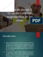 3. VISITAS DE CAMPO Y REUNIONES DE OBRA.pptx