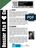 Dossier Pla 9 - Codi 75