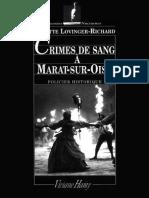 CRIMES DE SANG À MARAT-SUR-OISE, À COMPIÈGNE SOUS LA TERREUR by Lovinger-Richard Colette (z-lib.org).epub.pdf