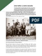 Haya de la Torre -  El Partido Como Taller y Como Escuela. 1934