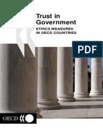 Trust in Govt OECD