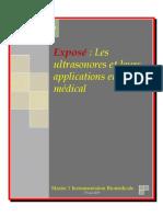 Microsoft Word - exposé ultrasonor