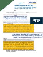 FICHA DE REFLEXION 2020