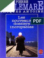 Les nouveaux dossiers incroyables by Bellemare Pierre (z-lib.org).epub