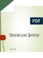 Chap0-Démarrer avec Symfony4