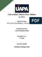 Intervención Psicopedagógica y Atención a la Diversidad (TAREA II).docx