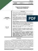 N-2091_b_tanque de Armazenamento - Requisição de Material