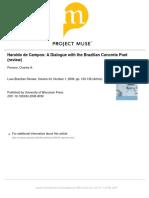 Haroldo de Campos A Dialogue with the Brazilian Concrete Poet - Charles Perrone.pdf