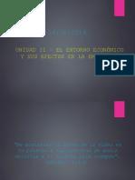 Unidad II - El Entorno Económico y Sus Efectos en La Empresa_1
