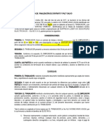 ACUERDO DE FINALIZACIÓN DE CONTRATO