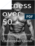 Fitness over 50 - Weekly Workout Plan!.epub