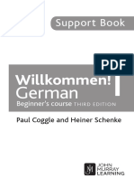 Willkommen! 1 Support Book 3rd Edition (1)