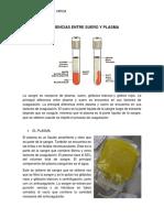 13 DIFERENCIAS ENTRE SUERO Y PLASMA.pdf