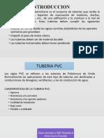 TUBERIAS PVC SAL