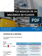 CLASE 2 PROPIEDADES DE LOS FLUIDOS 2019