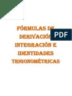 Reglas de diferenciacion e Integracion