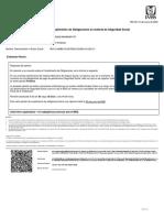 0520.- Opinion de Cumplimiento IMSS - Roo Caribe Construcciones S.A. de ...