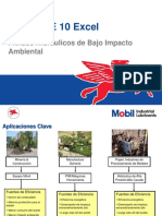 MOBIL DTE 10 Excel- Ludesa